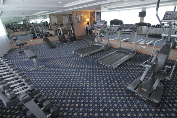Megahotel Miri - Facilities - GYM