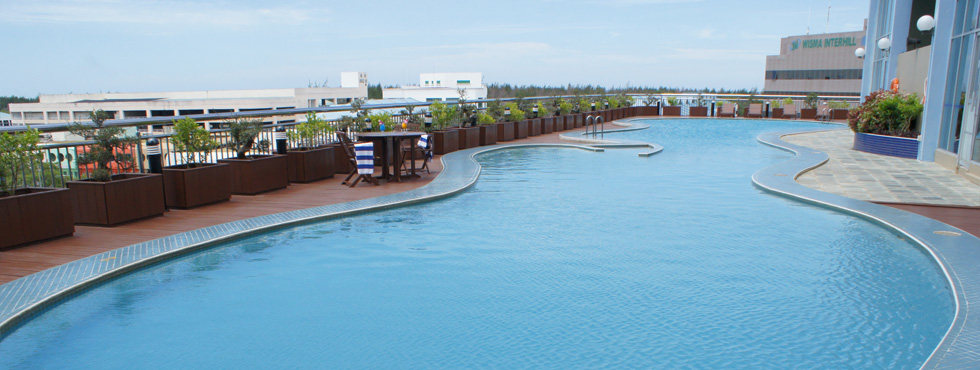 Megahotel Miri - Facilities