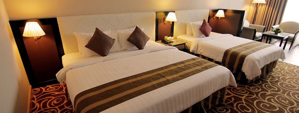 Megahotel Miri - Rooms