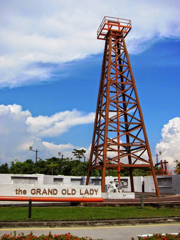 The Grand Old Lady