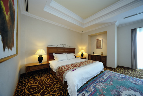 Megahotel Miri - Room Type - Presidential Suite