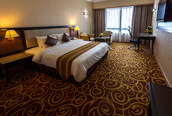 Megahotel Miri - Room Type - Superior